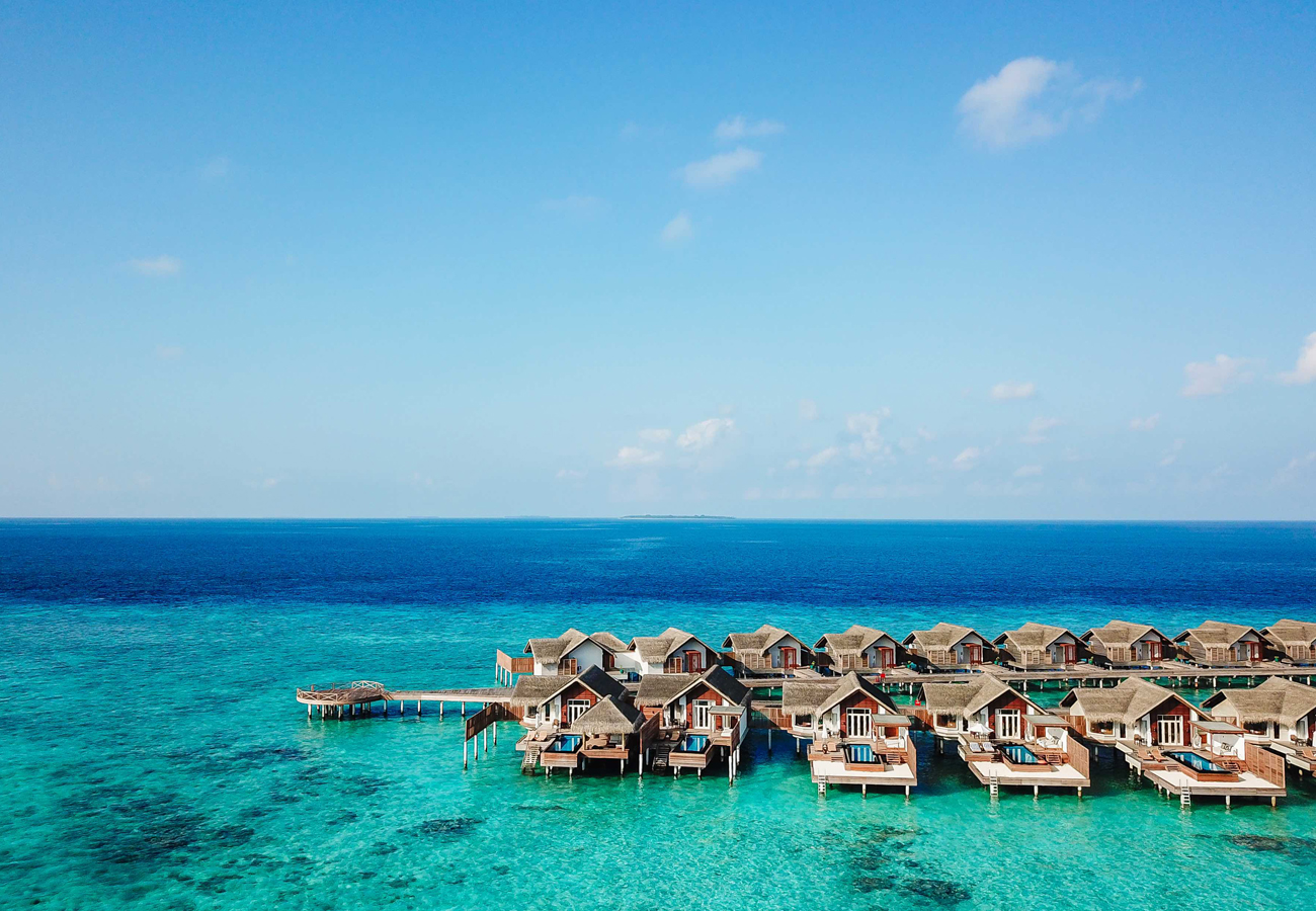 Heaven on Earth Fairmont Sirru Fen Fushi Maldives