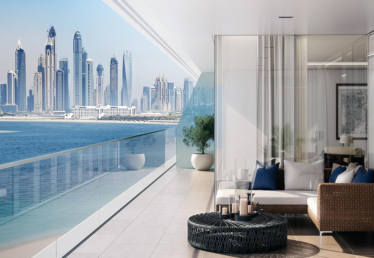 Waterfront House Dubai