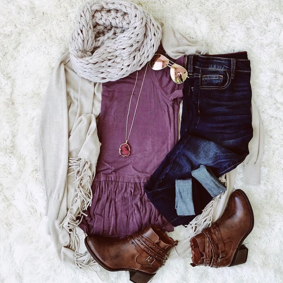 Layering Pieces – Scarves and Accessories