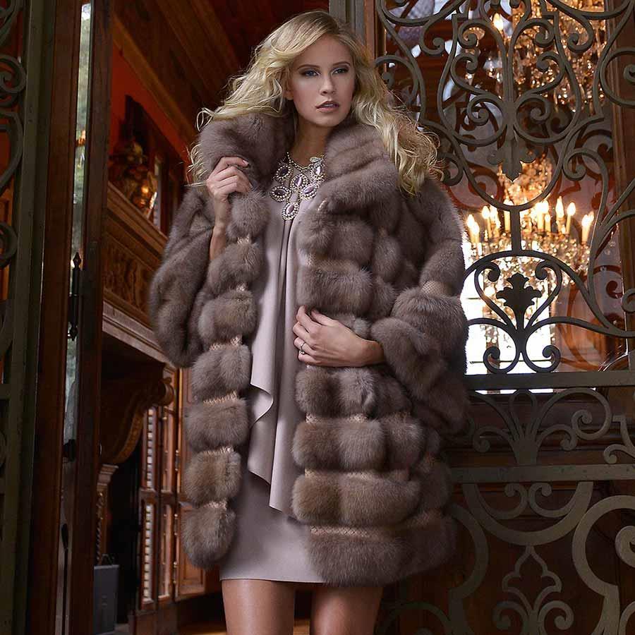 statement fur coat