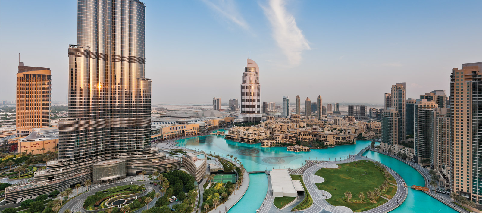 Downtown Dubai, One of Dubai's Most Iconic Neighborhoods
