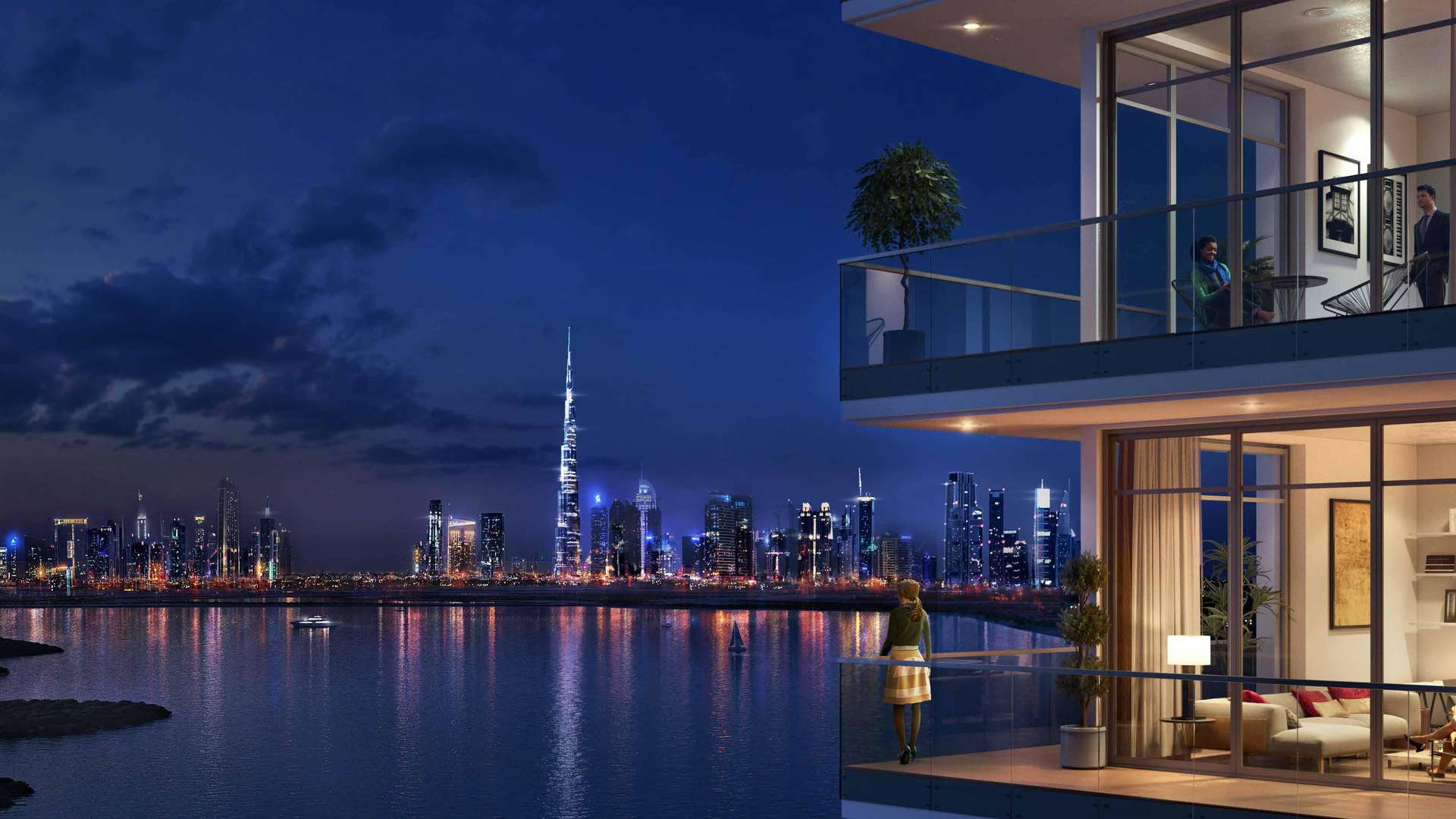 The Cove Waterfront Community Dubai