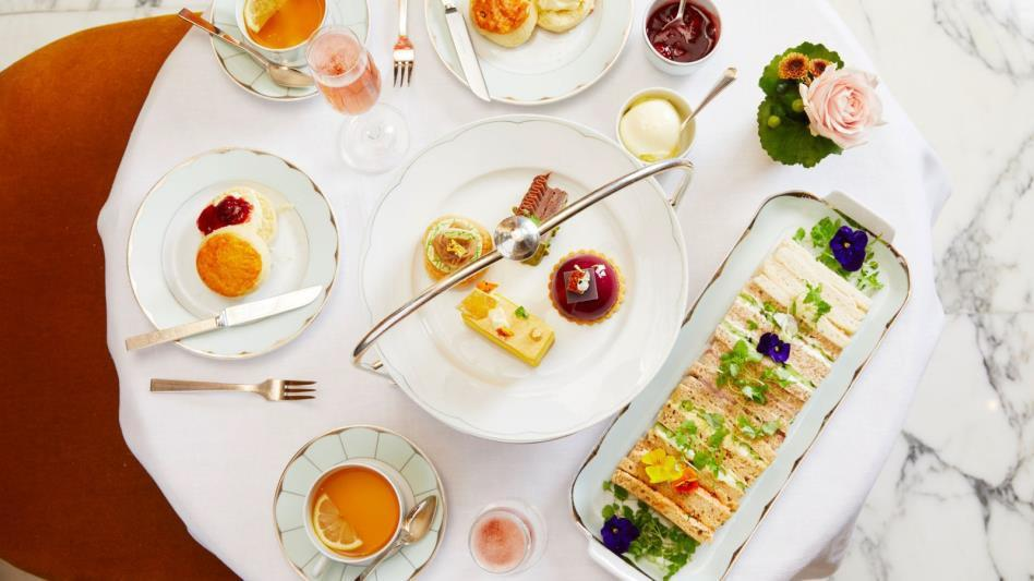 The Dorchester Collection London - Afternoon Tea