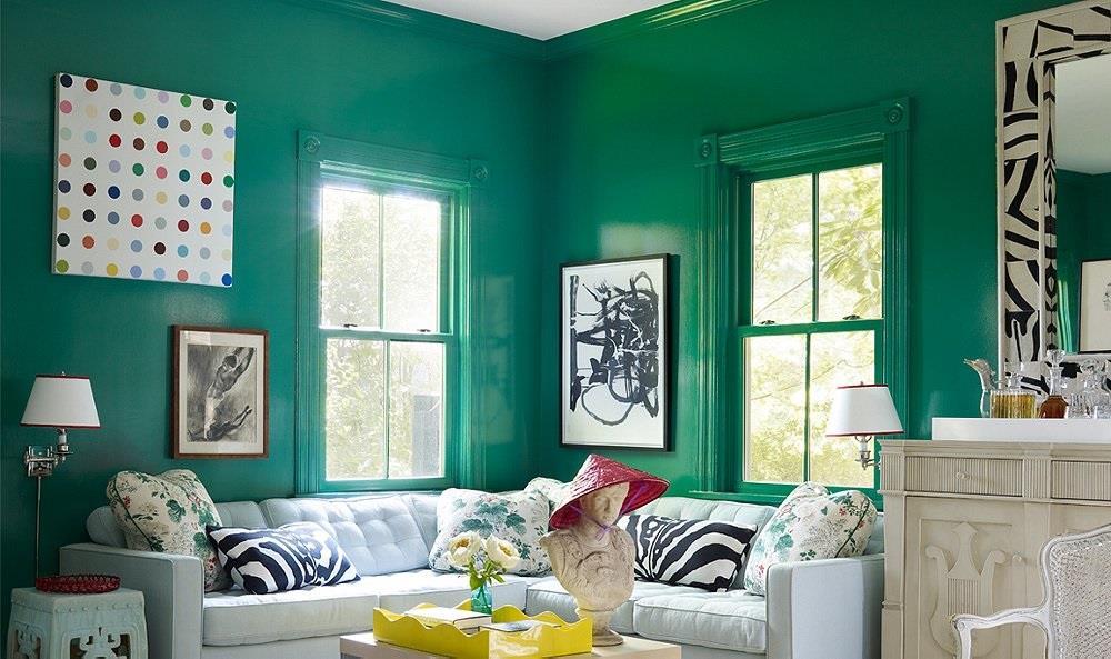 Rich Jewel Color Tones