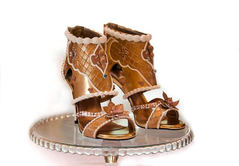 Debbie Wingham High Heels