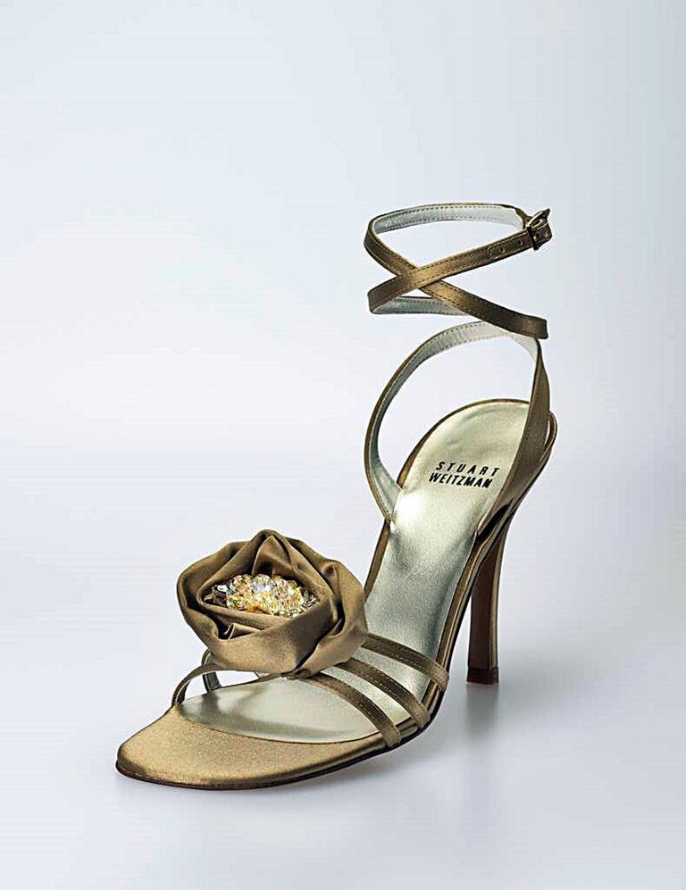 """Stuart Weitzman """"Marilyn Monroe"""" Shoes"""